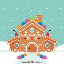 gingerbread house clipart background. Simple Clipart Gingerbread House Background Clipart 3 With Gingerbread House Clipart Background D