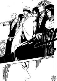 Bleach Chapter 586 Page 2
