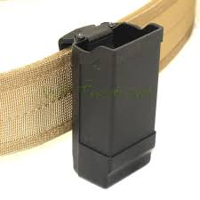 9Mm Magazine Holder New Quick Draw Polymer Single Magazine Pouch Case For GL 100mm 100 9
