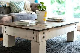 farm style end tables image of chunky farmhouse coffee tables farm style dining table set