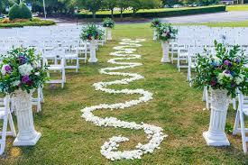 Eagle S Landing Floral Design Sara And Kennie Enchanted Garden Wedding Eagles Landing