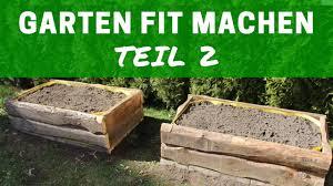Hochbeete Selber Bauen How To Build Raised Beds Garten