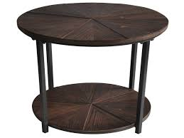 Round Wood Accent Table Unique Furniture Retro Industrial Accent Table Round  Reclaimed