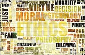 essay on ethics and morals