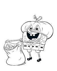 Halloween Coloring Pages Kids Mistersofpuertoricoinfo