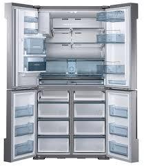 samsung refrigerator 4 door. rf34h9960s4 samsung 34 cu. ft. ultra-high capacity 4-door french door chef collection refrigerator - stainless steel 4 r