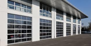 commercial garage doorsCommercial Garage Doors by Hrmann