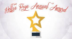 Prechecks Annual Hollie Frye Service Award Recognizing