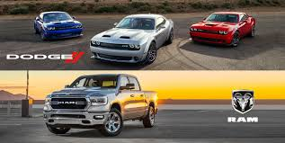 Buy Dodge & Ram | American Cars & Trucks | AGT Your Official Importer