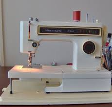 Kenmore 158 Sewing Machine
