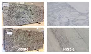 difference between marble and marble vs granite countertop perfect soapstone countertops