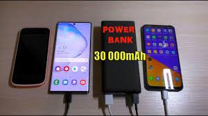 Powerful <b>Power Bank Baseus 30000 mAh</b>! Review - YouTube