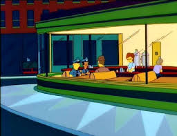 nighthawks how one painting came to heavily influence pop culture tv cinema and meaww