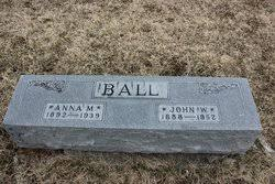 John Wesley Ball (1888-1952) - Find A Grave Memorial