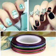 Decorative Nail Art Designs Cheap Striping Tape Nails find Striping Tape Nails deals on line at 29