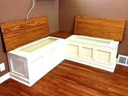 breakfast nook bench with storage kitchen nook bench awesome breakfast kitchen nook storage bench plans