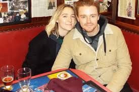 Mary Queen of Scots stars Saoirse Ronan and Jack Lowden spotted in Glasgow  as they spend Saturday in south side pub