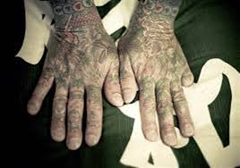 S Tetováním Vstup Zakázán Web Cestovatelů