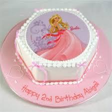 Order Online Barbie Cake Online Cakes Delivery In Delhi Flower