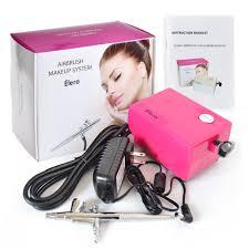 elera updated version airbrush makeup system kit
