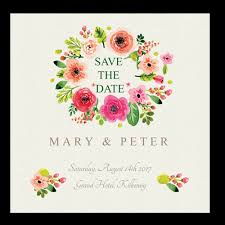 Print Save The Date Cards Save The Date Wedding Cards Direct