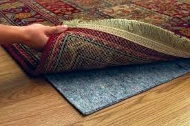rug pads for wood floors there are many options of rug pads available for you to rug pads