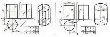 КОС по дисциплине Инженерная графика Самостоятельная работа