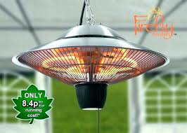 electric porch heater hanging outdoor heater hanging electric patio heater new electric electric outdoor patio heaters