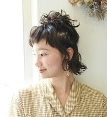 しっとり上品に和装にピッタリの髪型は簡単セルフアレンジ特集hair