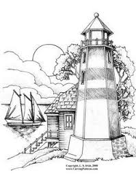 Small Picture 112 best Lighthouses images on Pinterest Lighthouses Draw and