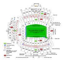 Williams Brice Seating Chart Reasonable Williams Brice Stadium Seating Chart By Rows