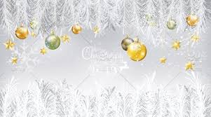 Merry Christmas Banner Print Merry Christmas And Happy New Year 2019 With Calligraphy Decoration