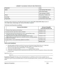Professional Proposal Templates Bid Template – Onbo Tenan