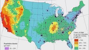 seismic activity ...