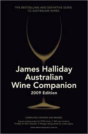 James Halliday Australian Wine Companion 2009 Paperback