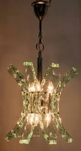 lampada a sospensione di fontana arte anni 60