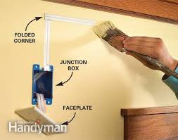 s low voltage wiring systems s image how to hide wiring speaker and low voltage wire other on 1950 s low