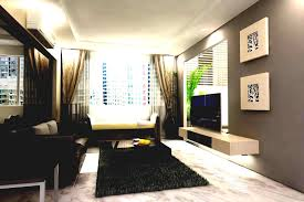 Image Living Room Elegant Home Design Ideas For Small Living Room With Brown Curtain Window And Black Carpet Floor Villazbeatscom Elegant Home Design Ideas For Small Living Room With Brown Curtain