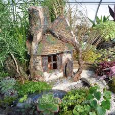 Small Picture Where to Buy Miniature and Fairy Garden Houses Part I Lush