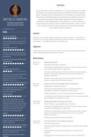 Specialist Resume Samples Visualcv Resume Samples Database