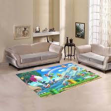 hot ing mat rugs custom super mario area rug decorative floor rug carpet