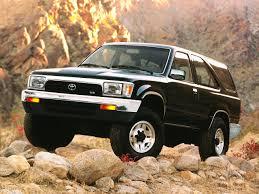 1992 Toyota 4runner Photos, Informations, Articles - BestCarMag.com