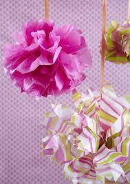 How To Make Tissue Paper Balls For Decoration Best How To Make A Beautiful Floral Tissue Paper Bow Pinterest Tissue
