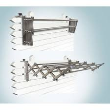 Greenway Indoor/Outdoor Foldable Drying Rack, with Optional Wall Mount