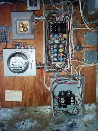 Image result for picture of old electrical panels