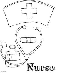 Hello Kitty Nurse Coloring Pages Google Search Images