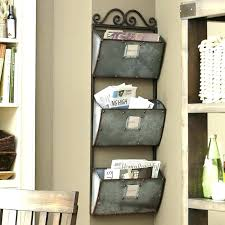 mail holder for wall office door mail holder intricate metal wall mail organizer also office organizers mail holder for wall