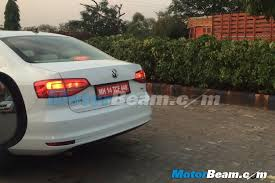 new car release in india 20152015 Volkswagen Jetta spied in India launch next fiscal