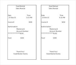 Sales Receipt 29 Sales Receipt Templates Doc Excel Pdf Free Premium Templates