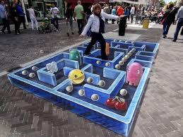 33 Brain Melting Works Of 3 D Sidewalk Chalk Art